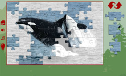 Puzzles for adults animals screenshot 5/6