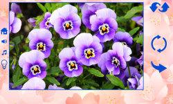Big puzzles flowers screenshot 4/6
