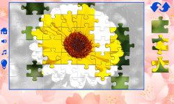 Big puzzles flowers screenshot 5/6