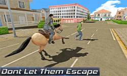 Police Horse Chase: Crime Town screenshot 1/4