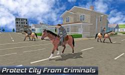 Police Horse Chase: Crime Town screenshot 3/4