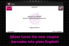 QSeer Coupon Reader proper screenshot 4/4