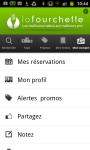 LaFourchette screenshot 4/6