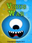 Virus War Free screenshot 1/6