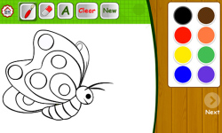 Coloring 4 Kids screenshot 2/3