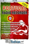 Portugal Radio Recorder Free screenshot 1/1