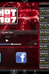 HOT 107 for iPad screenshot 1/1