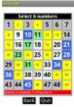 Lotto 649 tools screenshot 1/1