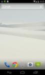 White Live Wallpaper screenshot 3/6