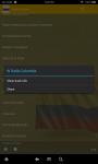 Colombian Radio screenshot 2/3