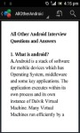 Android Interview Questions and Answer screenshot 4/5