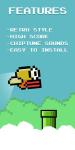 Floppy Bird Free screenshot 1/3