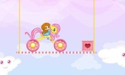 Rainbow Pony Ride screenshot 2/2
