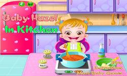 Baby Hazel in Kitchen screenshot 1/6