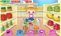Baby Hazel in Kitchen screenshot 4/6