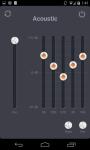 Acoustic Equalizer EQ screenshot 2/3
