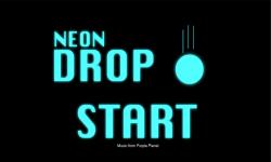 Neon Drop screenshot 1/5