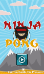 Jetpack Ninja Pong screenshot 1/4