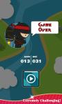 Jetpack Ninja Pong screenshot 4/4