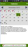 Periods tracker free screenshot 5/6