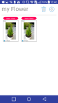 Plants manager - myFlower screenshot 1/3