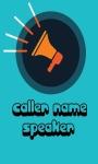 Caller Name Speaker Advance screenshot 2/6