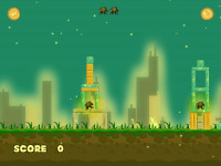 Crazy Monsters And Catapults screenshot 4/6