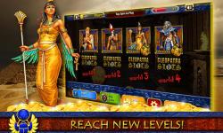 Cleopatra Slot Machines screenshot 1/4