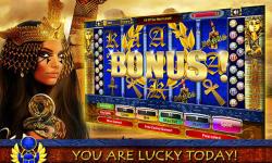 Cleopatra Slot Machines screenshot 4/4