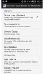 Business Card Reader for Microsoft Dynamics CRM screenshot 3/6