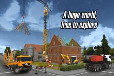 Construction Sim 2014 swift screenshot 2/5