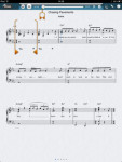Adele Piano Songbook for iPad screenshot 1/4