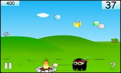 Marshmallow Ninja - Lite screenshot 3/6