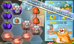 Steal the Meal Unblock Puzzle Android screenshot 4/6