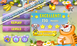 Steal the Meal Unblock Puzzle Android screenshot 5/6