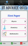 JEE Advanced 2013 Test Paper with Solutions screenshot 2/6