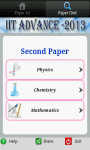 JEE Advanced 2013 Test Paper with Solutions screenshot 3/6