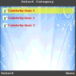 Hollywood Celebrity Quiz screenshot 3/3