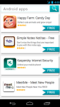 Quick Search Engine Free screenshot 3/3