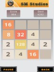 2048 Number Puzzle Game Free screenshot 3/4