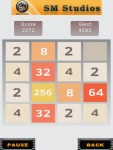 2048 Number Puzzle Game Free screenshot 4/4