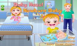 Baby Hazel Newborn Baby screenshot 1/6