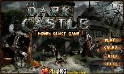 Free Hidden Object Games - The Dark Castle screenshot 1/4
