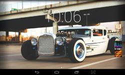 Hot Rod Wallpaper screenshot 3/4