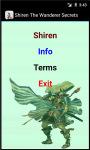 Shiren The Wanderer Secrets screenshot 2/4
