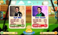 Clash of Cricket Cards screenshot 3/4