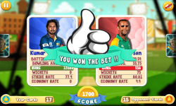 Clash of Cricket Cards screenshot 4/4