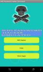 Wifi Password Hacker Simulated screenshot 1/6