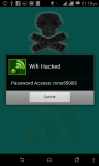 Wifi Password Hacker Simulated screenshot 6/6