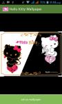 Hello Kitty New Wallpaper screenshot 3/3